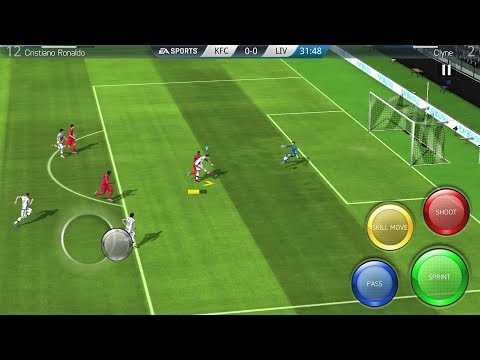 FIFA 16 Soccer Android Gameplay #2