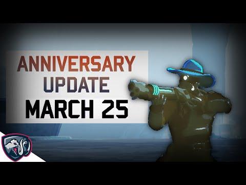 NEW SURVIVOR revealed & RELEASE DATE - Anniversary Update (Risk of Rain 2)