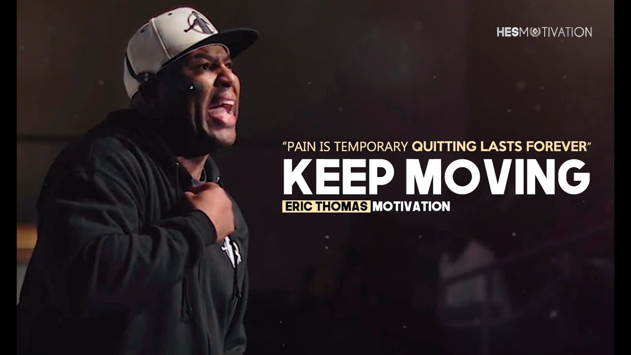 NEVER QUIT NO MATTER WHAT - Best Motivational Video (ft. Eric Thomas)