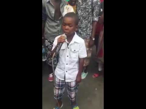 Amazing Young singer from Tanzania