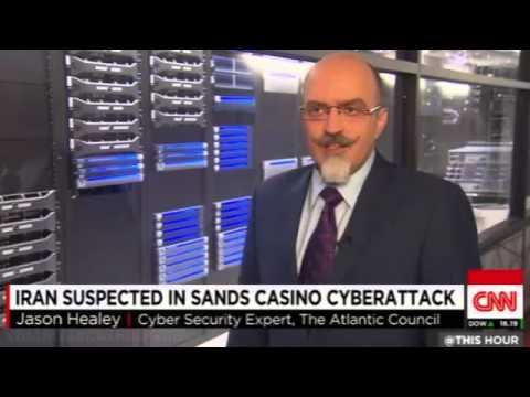 Casino cyber attack