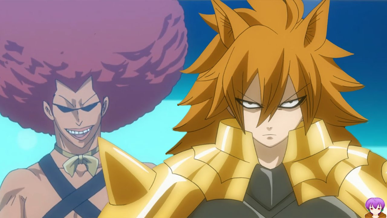 Fairy Tail Episode 208 (2014 Episode 33) フェアリーテイル Anime ...