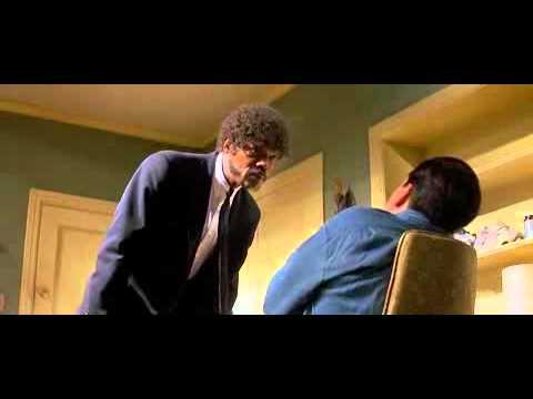 Pulp Fiction - Brett death scene.
