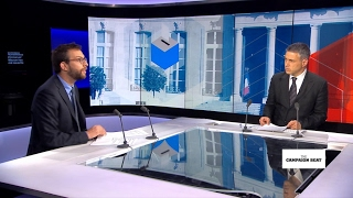 As campaign comes to a close, Le Pen and Macron keep an eye on abstention