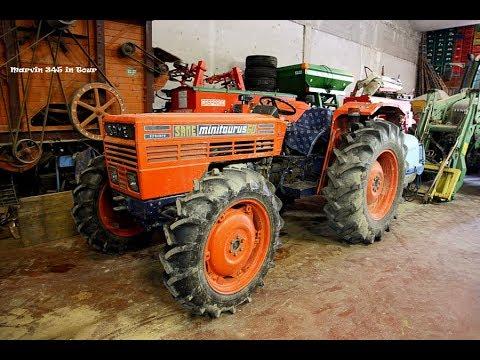 cercare vecchi trattori agricoli potrebbe essere il