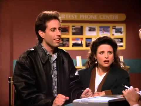 Seinfeld Rent A Car Reservation