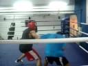 Sparring training for Hong Kong Fight - Bryan Bake...