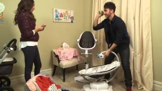 Dreft | Amazing Baby Days: Danielle and Kevin Jonas, Sharing