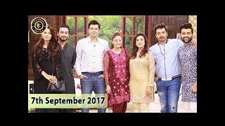 Salam Zindagi - 7th September 2017 - Top Pakistani Show