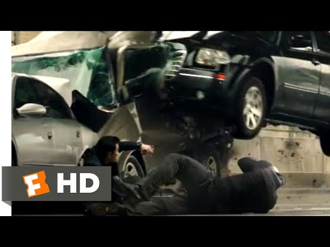 xXx: Return of Xander Cage (2017) - Cars vs. Fists Scene (7/10) | Movieclips