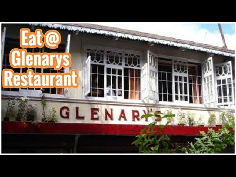 Glenary�s Restaurant, Darjeeling