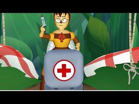 Лунтик | Прививка 🔵 Сборник мультфильмов для детей