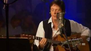 Paul McCartney - I got a feeling / Blackbird