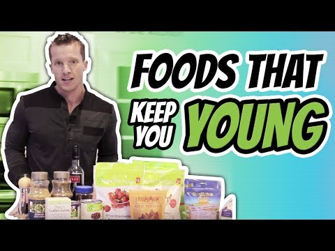 Healthy Foods With Antioxidants - Foods That Keep You Young