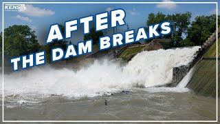 Lake Dunlap dam collapse too familiar for another community