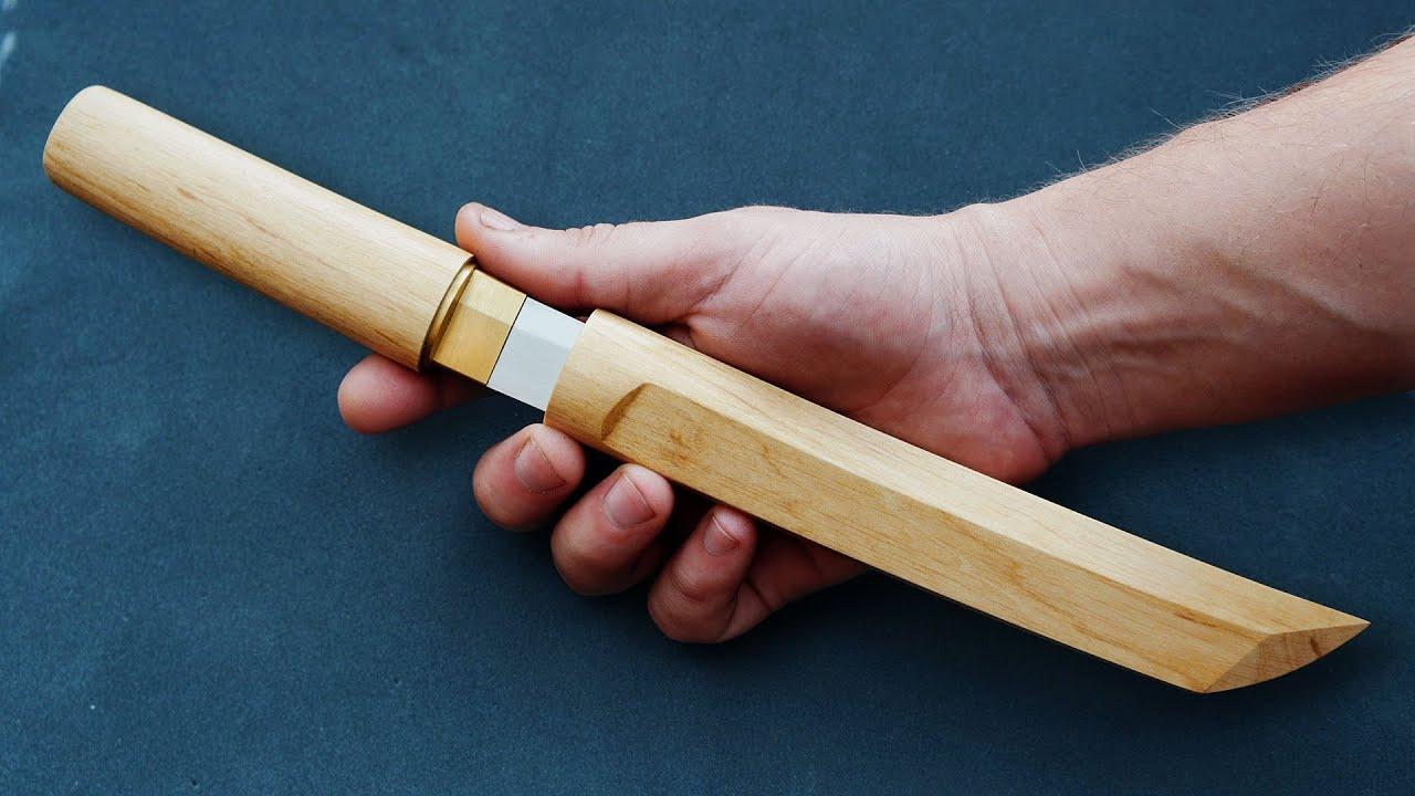 Knife Making - Hidden Bokuto Knife