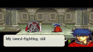 Ike Vs The Black Knight GBA EDITION (Fire Emblem: Path of Radiance)