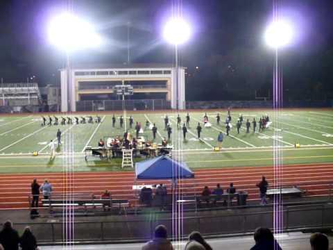 University High School Marching Band 2009 Everett Finals