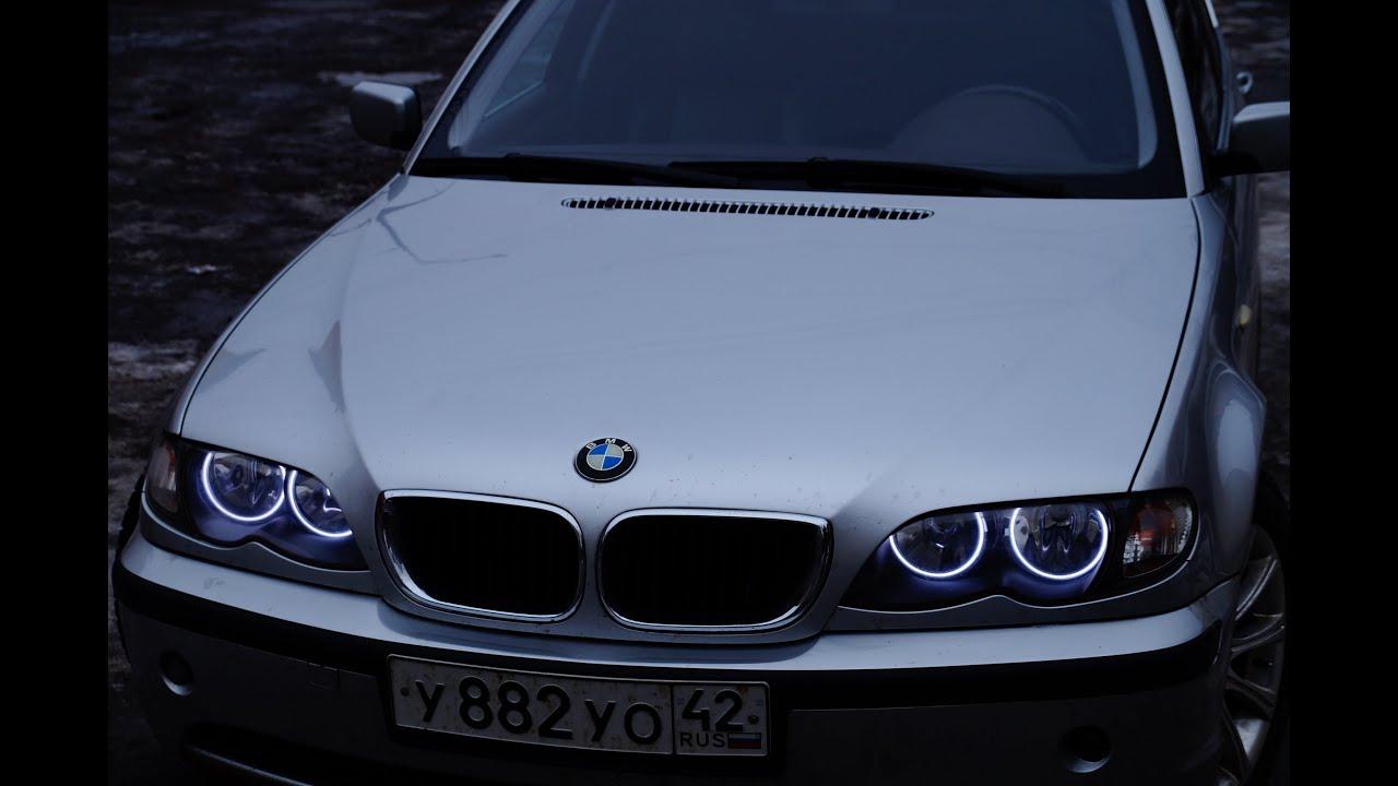 BMW 320i e46: Птица-Трешка / Тест-драйв БМВ 3 серии - YouTube
