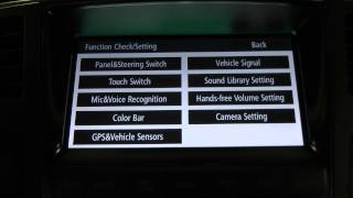 Секретное меню LX570 / Service menu(LX570 включить