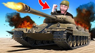 THE BEST TANK GAME (World of Tanks)