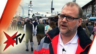 Wiesn-Sanitäter im Einsatz: Notdienst auf dem Oktoberfest | stern TV
