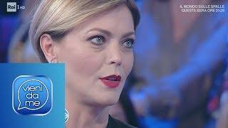 Vittoria Belvedere racconta gli esordi nel mondo dello spettacolo - Vieni da me 19/02/2019