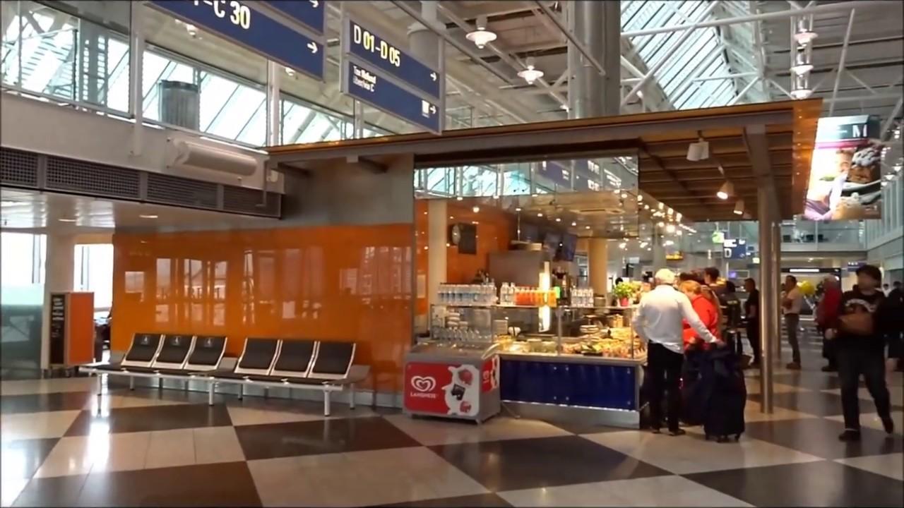 Munich Franz Josef Strauss International Airport from ...