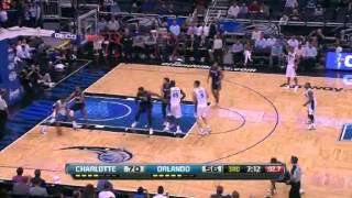 Charlotte Bobcats vs Orlando Magic - February 19, 2012