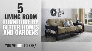 Top 10 Better Homes And Gardens Living Room Furniture [2018]: Better Homes and Gardens Wood Arm