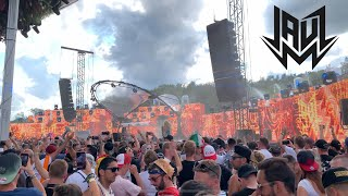 Jauz Baby Shark Remix at Tomorrowland Belgium 2019