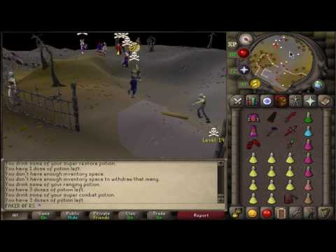 Getting Wily Cat Osrs