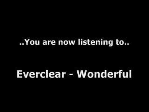 Everclear  Wonderful