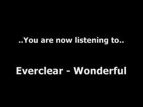 Everclear Wonderful Youtube