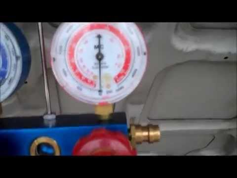 2000 Honda Civic AC Compressor and Receiver Dryer Replacement