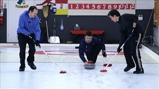 Repeat youtube video Olympic Curling: How Hard Can It Be? | Winter Olympics 2014