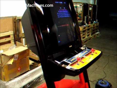Sega Naomi Arcade Machine Cabinet Powder Coated Sprayed ...