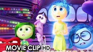 Inside Out Movie Clip 'pizza' (2015) - Disney Pixar Movie Hd