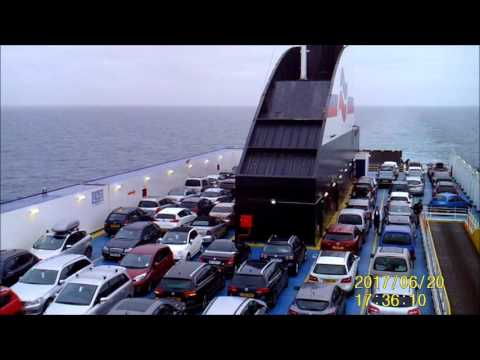 Portsmouth To Le Havre >> Le Havre Portsmouth Youtube