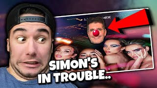 Rapper Reacts to Little Mix - Not A Pop Song | SIMON'S IN TROUBLE..