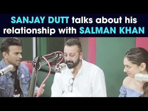 Sanjay Dutt opens up about his present relationship with Salman Khan | Bhoomi Mp3