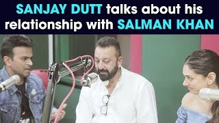 Sanjay Dutt opens up about his present relationship with Salman Khan | Bhoomi