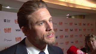 Papillon: Charlie Hunnam Exclusive Interview TIFF 2017
