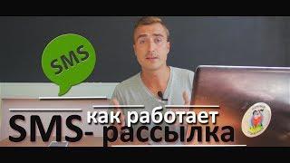 видео смс рассылка