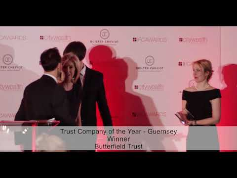 Citywealth IFC Awards 2018 - Trust Company of the Year - Guernsey - Winner
