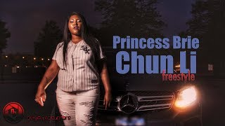 Princess Brie   CHUN LI  Freestyle