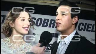 Mario Casas y María Valverde de 'buen rollo'