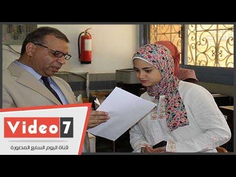 أمين عام جامعة عين شمس يتفقد معامل التنسيق.. ويؤكد: جاهزة لاستقبال الطلاب  - 20:21-2017 / 7 / 17
