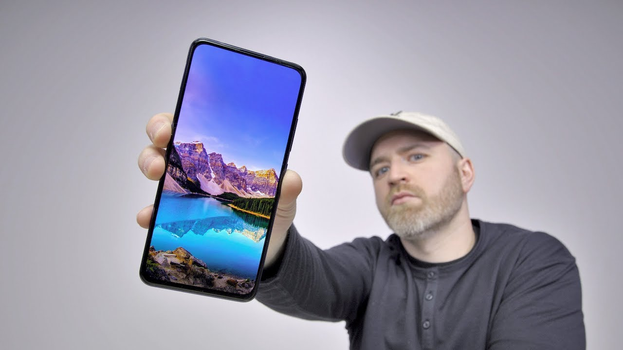 The New Notch-Less Smartphone