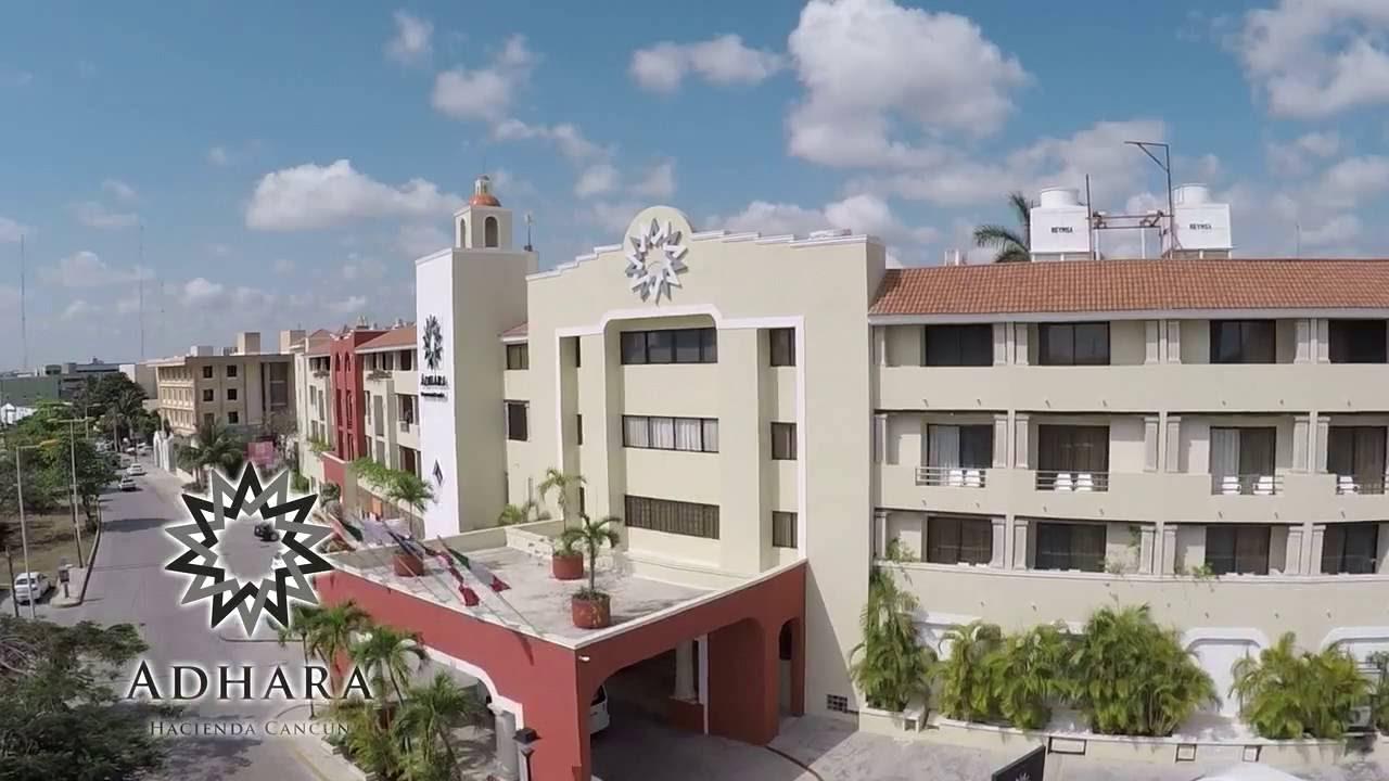 Adhara Hacienda Cancun Hotel Presentacia3n Hotel Adhara Cancun Y Margaritas Youtube